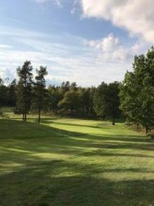 sparren golfklubb lisinge gk ombyggnation 2018